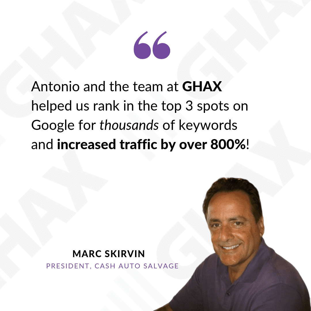 ghax review