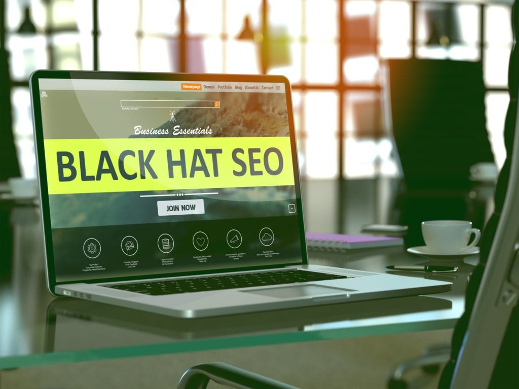 white hat vs black hat seo