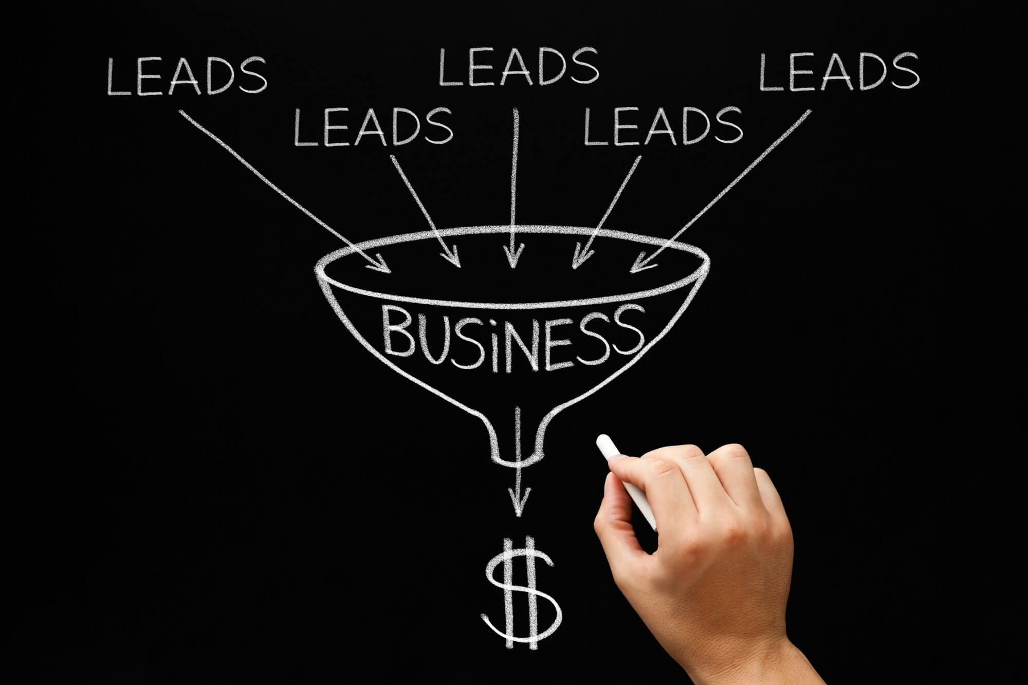 how to seo sales funnel