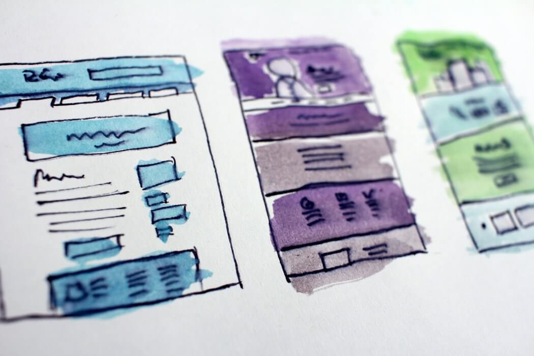 important website elements